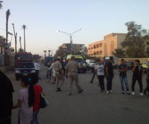 الدفع بـ 95 سيارة إسعاف بميادين وطرق كفر الشيخ لتأمين احتفالات عيد الأضحى