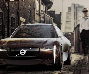 فولفو تطرح أسطول من السيارات الكهربية في 2019