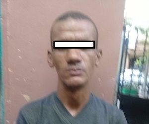 ضبط المتهم بالاعتداء على عامل مزلقان الحوامدية