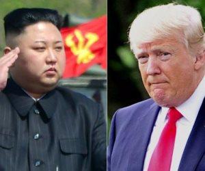 """ترامب يسخر من وزير الخارجية الكوري الشمالي: """"صدى أفكار رجل الصواريخ القصير"""""""