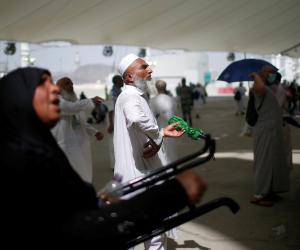 التضامن: 302 حاج مصري يعودون لأرض الوطن اليوم