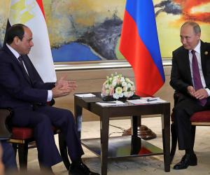 «المؤتمر»: مشاركة مصر في قمة «بريكس» بالصين تتويج لنجاح جولات السيسي الخارجية