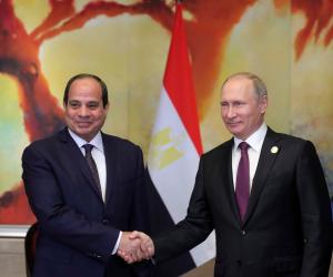 """مسئول روسي:""""المنطقة الصناعية الروسية بمصر تغطي 5 مليون متر مكعب وتخلق 35 ألف فرصة عمل"""""""
