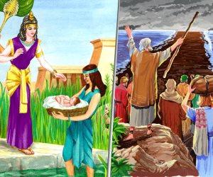 موسى..الرضيع الذى أغرق الفرعون
