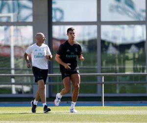 رونالدو يعود للمشاركة مع ريال مدريد محليًا بعد غياب 37 يومًا