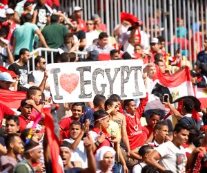 مصر اوغندا.. 15 ألف مشجع في برج العرب لمؤازرة الفراعنة