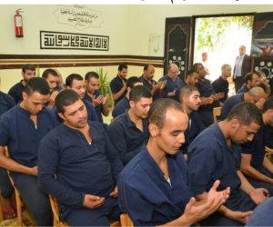 اليوم.. أولى الزيارتين الاستثنائيتين التي منحها قطاع السجون للنزلاء بمناسبة عيد تحرير سيناء