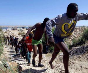 المسماري: العثور على جثث 16 مهاجراً منهم مصريين في صحراء ليبيا