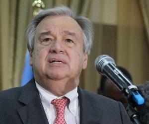 أمين عام الأمم المتحدة: يجب وضع نهاية للإرهاب واقتلاعه من العالم