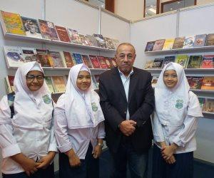 هيئة الكتاب تتصدى للإرهاب في معرض جاكرتا للكتاب