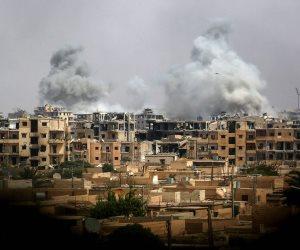 غارات لطائرات لم تعرف هويتها على دير الزور السورية.. ومقتل 22 شخصا على الأقل