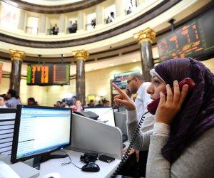المؤشر الرئيسي يهبط 2.3%.. البورصة تخسر 5.15 مليار جنيه في تعاملات اليوم