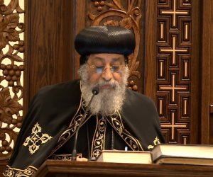 البابا تواضروس آسفا: الشواذ اتخذوا من إحدى علامات الكتاب المقدس علما لهم