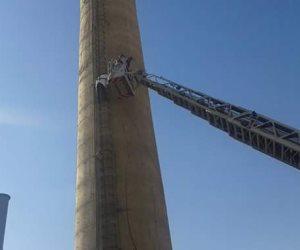 على طريقة «أبو العربي».. موظف يحاول الانتحار بعد خصم يومين من راتبه بالقليوبية (صور)