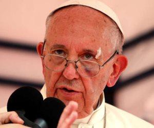 البابا فرنسيس عن اللاجئين السوريين: أتمنى إعادتهم إلى بلادهم