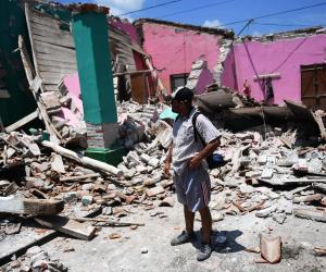 خارجية المكسيك: الزلزال الأخير يعد ثاني أكبر زلزال خلال 12 يومًا بقوة 7.1 ريختر