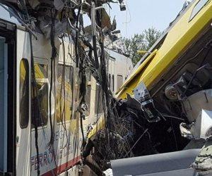 إصابة 30 شخصا في تصادم قطارى أنفاق بألمانيا