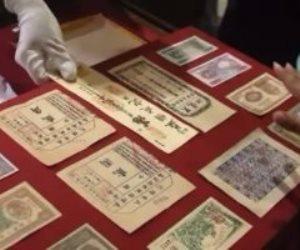 مصر تسلم الصين 13 قطعة آثار مهربة من القرن التاسع عشر