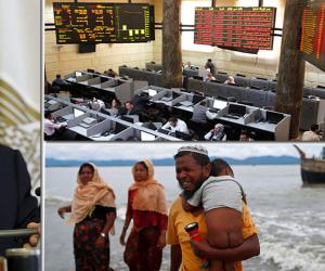 نشرة الثانية عشر ظهرا.. الأمم المتحدة تعتبر وضع مسلمي الروهينجا ببورما تطهير عرقي