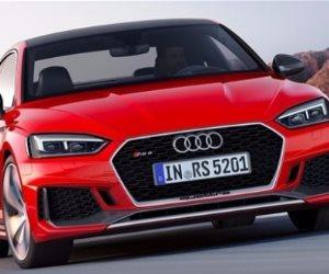 مواصفات وسعر سيارة أودي RS 5 الكوبية الرياضية الجديدة