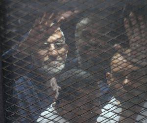 الجنايات تقضي بالمؤبد لـ«بديع والبلتاجي وحجازي» وآخرين في قضية «أحداث قسم العرب»