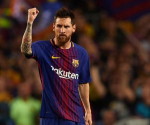"""تعرف على سبب غياب """"ميسي"""" في مباراة برشلونة والبارسا اليوم"""