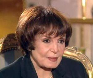 """سميرة أحمد.. أيقونة فنية بدأت بـ""""البوس مرفوض في الأفلام"""" وانتهت بـ""""أبيع ملابسي علشان مصر"""""""