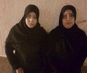 سقوط عصابة «شيماء ودعاء» وراء «نشل» أموال المواطنين في البساتين