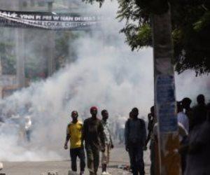 مظاهرات احتجاجية على رفع الضرائب فى هاييتي