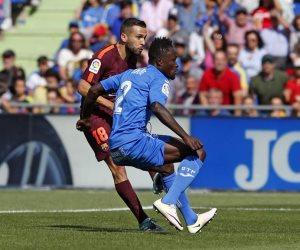 صحيفة إسبانية: سواريز يؤكد رغبته في النجاح مع البارسا