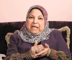 طالبت بغلق مواقع السلفيين.. ماذا قالت سعاد صالح ردا على فتاوى برهامي ضد الأقباط؟