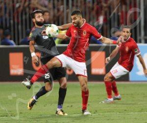شريف إكرامي يهدي التعادل للترجي التونسي أمام الأهلي 2/2 (فيديو)