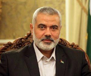 إسماعيل هنية: غزة قدمت لوحة مخضبة بالدماء
