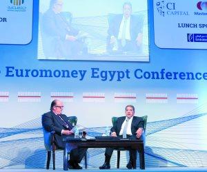 «يورومنى مصر» يناقش زيادة دور القطاع الخاص فى التنمية الاقتصادية