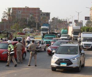 القبض على هاربين من تنفيذ 5250 حكام وتحرير 1929 مخالفة مرورية فى الإسكندرية