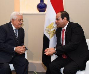 أبو مازن: لن أستنسخ تجربة حزب الله في لبنان.. ونرحب بالدور المصري