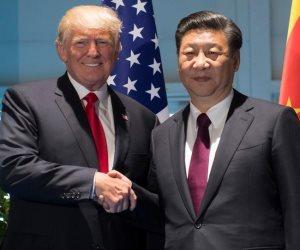 الرئيس الأمريكي: واشنطن تؤيد وحدة الصين