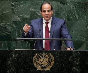 السيسي: الوقت حان لمعالجة كاملة للقضية الفلسطينية