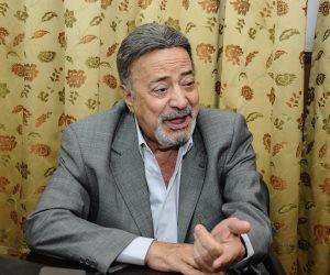يوسف شعبان.. أخر تطورات الحالة الصحية للفنان بعد إصابته بكورونا