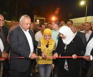 محافظ الشرقية يفتتح محطة الرفع الرئيسية (الصالحي ) بمدينة القنايات بتكلفة 11 مليون جنيه