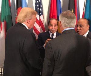عندما تتحدث مصر ينصت العالم (صور)