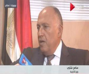 الخارجية تطالب الصحف ووسائل الإعلام بتجنب نشر تصريحات منسوبة لمصادر دبلوماسية مجهلة