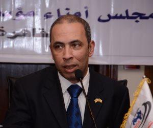 رئيس الاتحاد العربى لتنمية الموارد البشرية يشيد بمنتدى الشباب