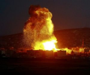 قصف مدفعي وغارات إسرائيلية على قطاع غزة