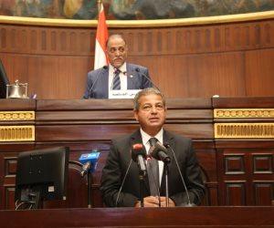 وزير الرياضة يجتمع بلجنة تسوية المنازعات لمناقشة أزمة الزمالك