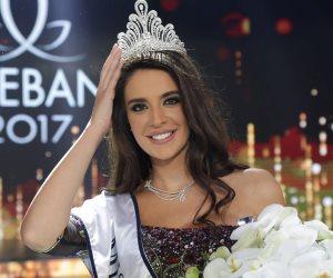 في احتفالية كبرى .. «بيرلا الحلو» تتوج بلقب ملكة جمال لبنان 2017 (صور)