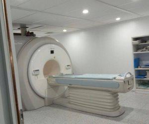تشغيل وحدة رنين مغناطيسي جديدة في مستشفى أسوان الجامعي