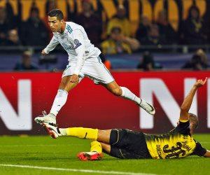 ماذا قدم رونالدو في 400 مباراة مع ريال مدريد؟