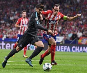 دوري الابطال..موراتا يسجل هدف التعادل لتشيلسي في مرمي أتليتكو مدريد (فيديو)
