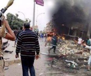 الإرهاب يضرب ليبيا.. ارتفاع ضحايا تفجيرات بنغازي لـ8 فتيلا